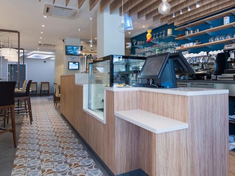 Dolc'&Café – Design d'espace